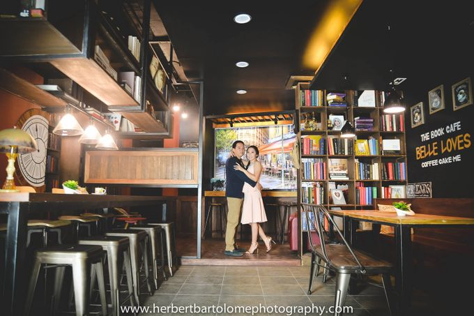 Sherwin & Ramona I E-Session by Image Chef Photography - 001