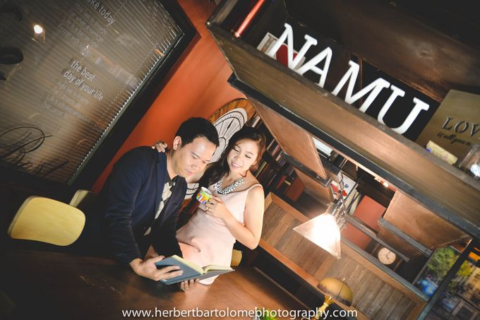 Sherwin & Ramona I E-Session by Image Chef Photography - 002