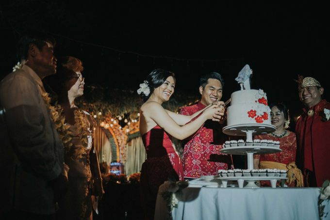 Andrew & Mylene Beautiful Wedding in Bali by Lis Make Up - 044