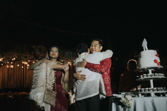 Andrew & Mylene Beautiful Wedding in Bali by Lis Make Up - 047
