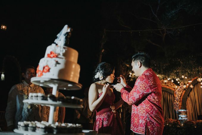 Andrew & Mylene Beautiful Wedding in Bali by Lis Make Up - 045