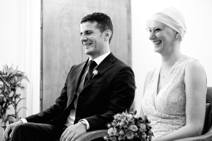 Civil Ceremony wedding by Stephen G Smith Photography - 002