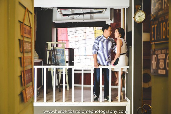 Sherwin & Ramona I E-Session by Image Chef Photography - 007
