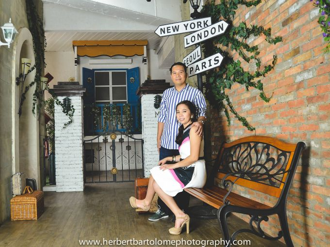Sherwin & Ramona I E-Session by Image Chef Photography - 010