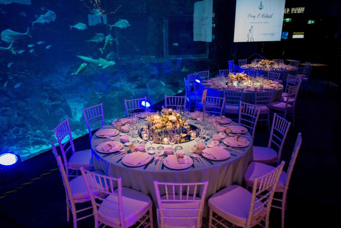 Under The Sea by The Wedding Atelier - 003