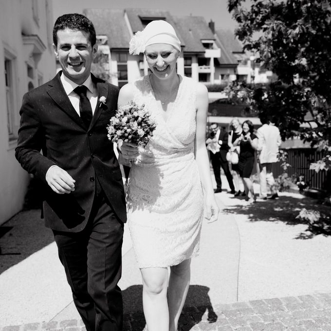 Civil Ceremony wedding by Stephen G Smith Photography - 003