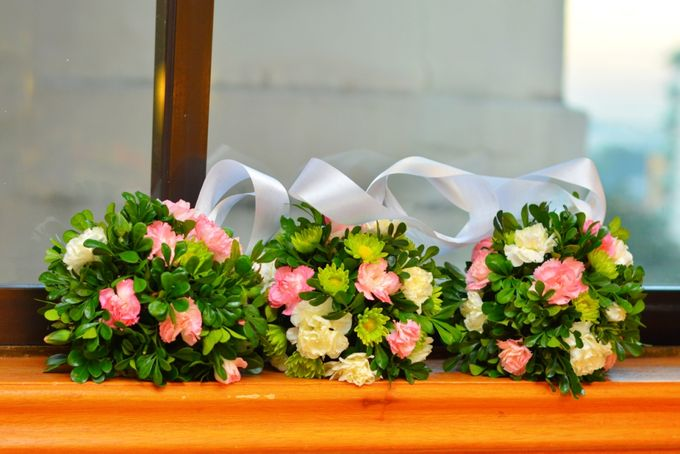 St Jude Church by Dave and Khey Floral Arrangement - 003