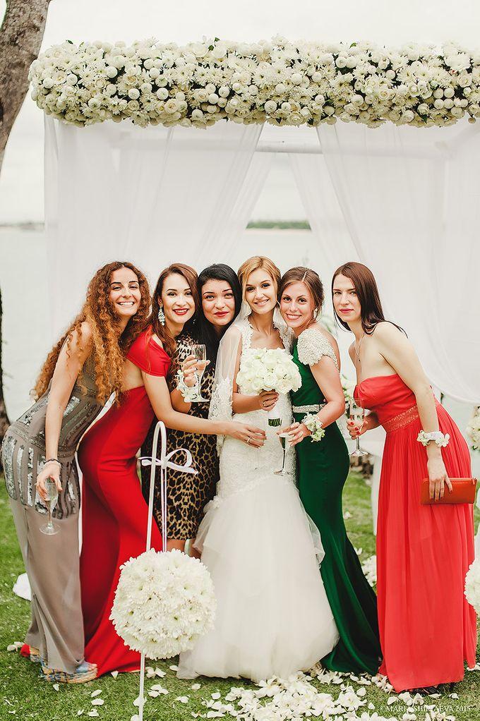 Wedding in Four Seasons by Bali Angels - 017