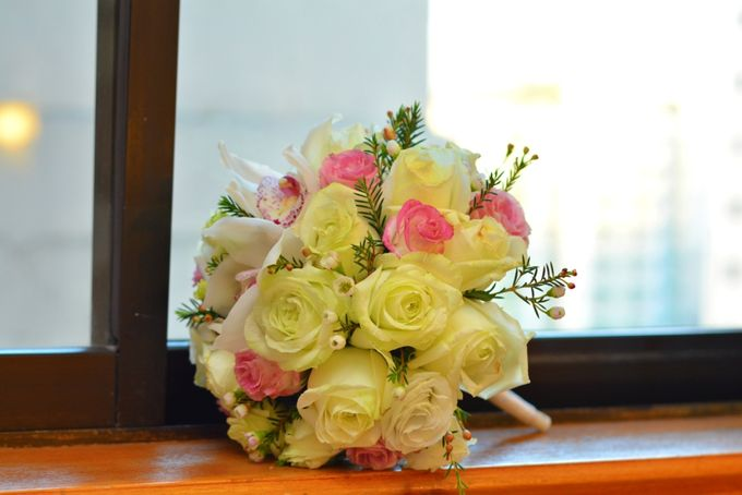 St Jude Church by Dave and Khey Floral Arrangement - 005