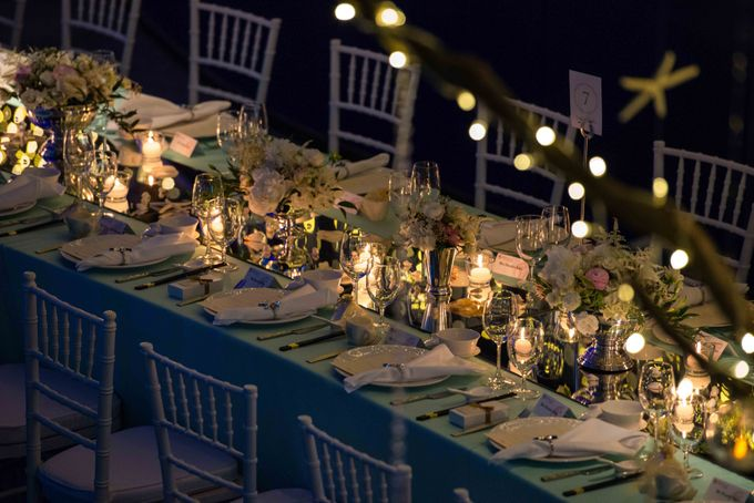 Under The Sea by The Wedding Atelier - 005