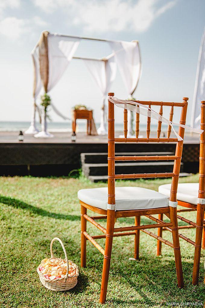 Rustic wedding by Bali Angels - 007
