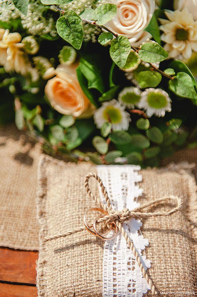 Rustic wedding by Bali Angels - 010