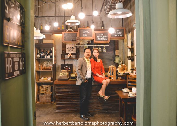 Sherwin & Ramona I E-Session by Image Chef Photography - 032