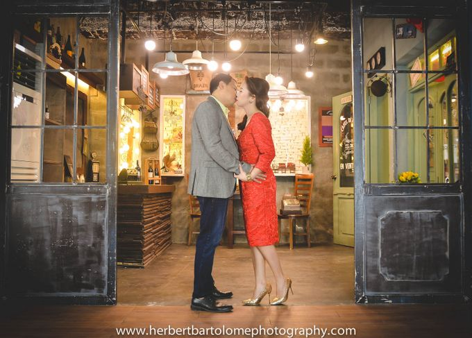 Sherwin & Ramona I E-Session by Image Chef Photography - 040