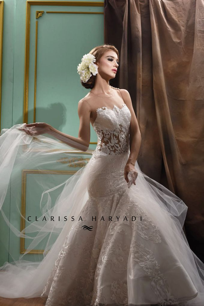 NEW BRIDAL COLLECTION by CLARISSA HARYADI - 007