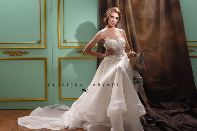 NEW BRIDAL COLLECTION by CLARISSA HARYADI - 009