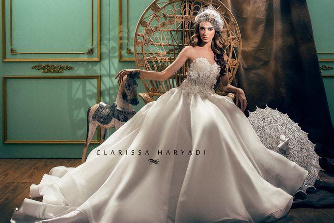 NEW BRIDAL COLLECTION by CLARISSA HARYADI - 001
