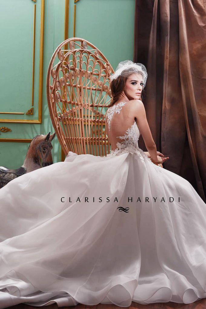 NEW BRIDAL COLLECTION by CLARISSA HARYADI - 010