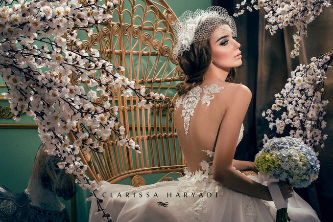 NEW BRIDAL COLLECTION by CLARISSA HARYADI - 004
