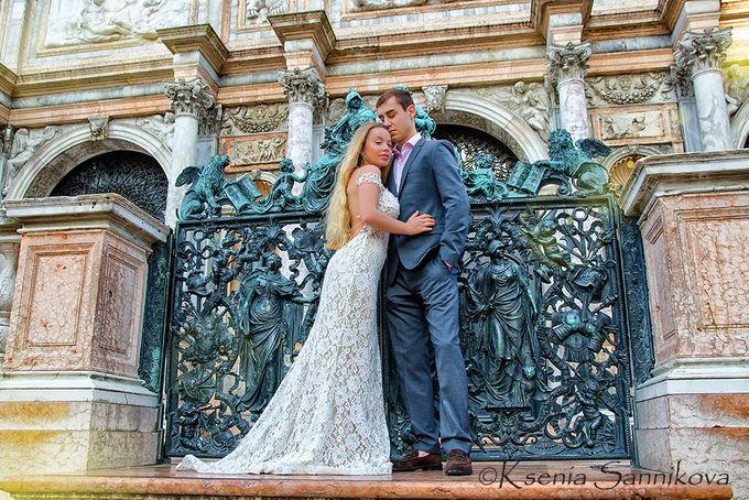 Wedding Photography by Ksenia Sannikova Photography - 004
