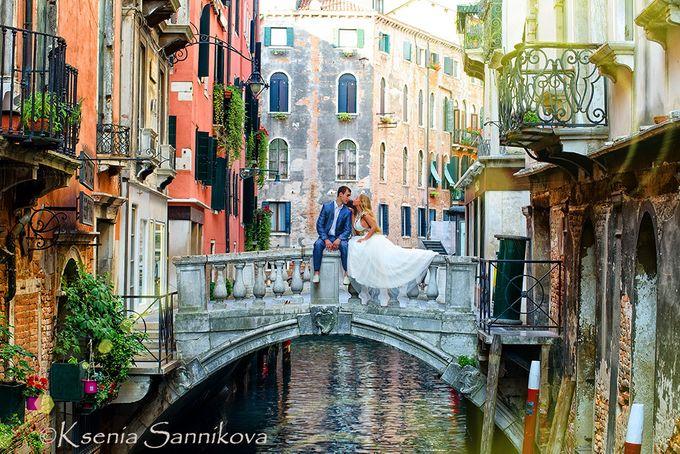 Wedding Photography by Ksenia Sannikova Photography - 014