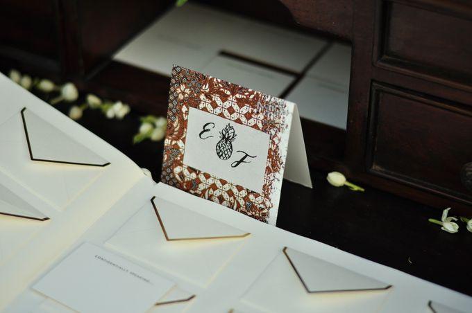 Wedding Dinner of Akta & Jinesh by The Royal Santrian Luxury Beach Villa - 022