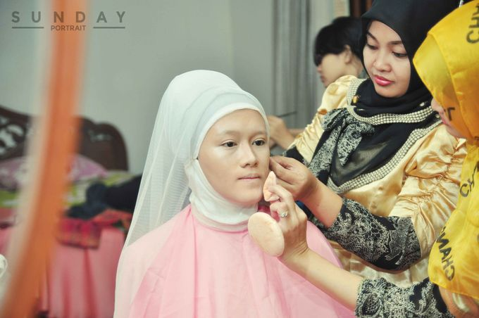 Wedding day Niken & Dian by yusway photography - 031