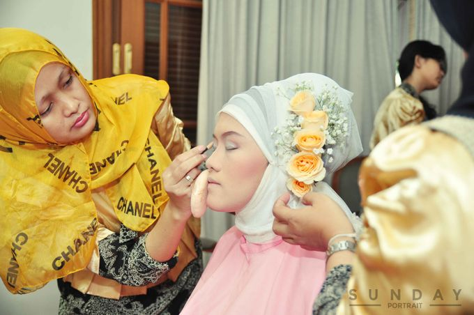 Wedding day Niken & Dian by yusway photography - 033