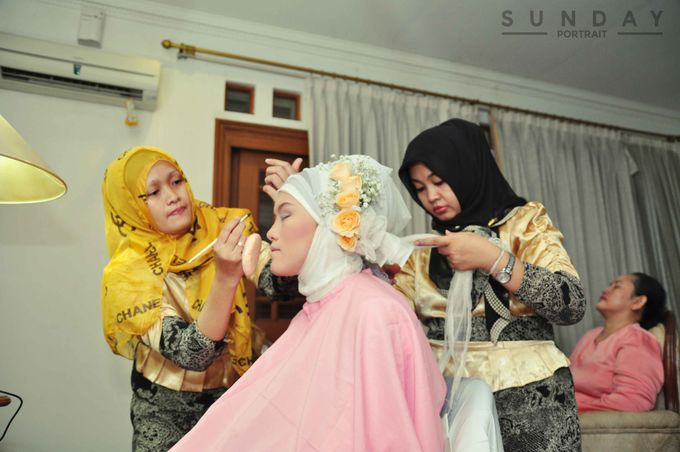 Wedding day Niken & Dian by yusway photography - 036