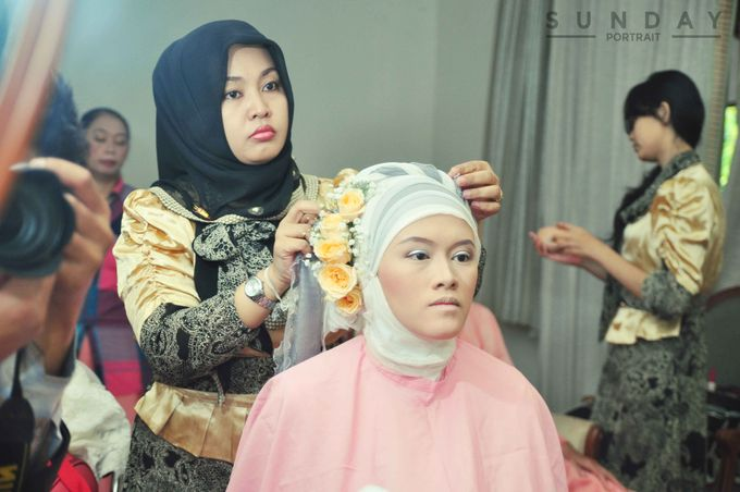 Wedding day Niken & Dian by yusway photography - 037