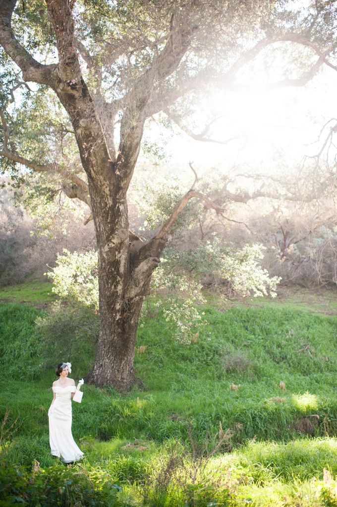 Great Gatsby Wedding Inspiration by Mark Martinez Photography - 001