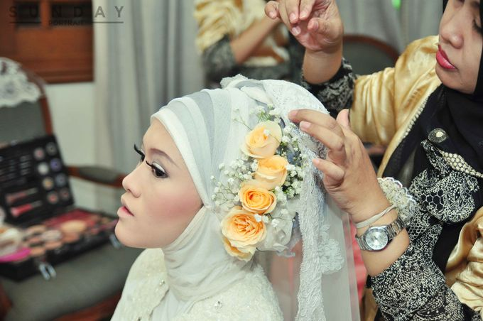 Wedding day Niken & Dian by yusway photography - 038