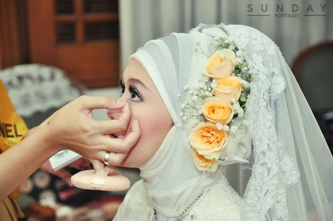 Wedding day Niken & Dian by yusway photography - 039