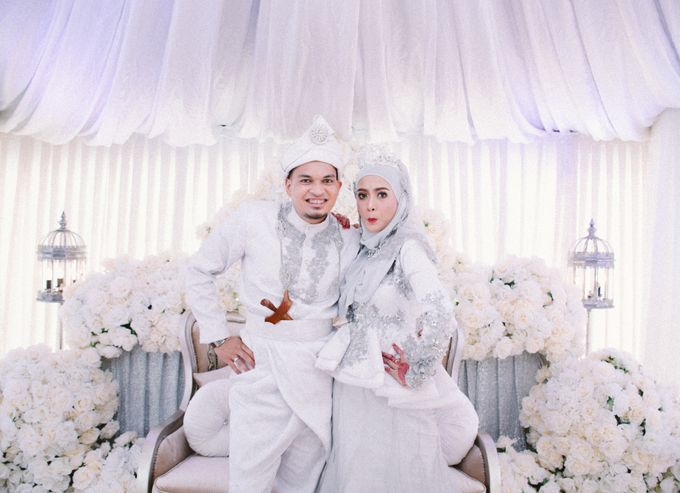 WEDDING OF AISHAH & NAZIRUL by lens and moment - 002