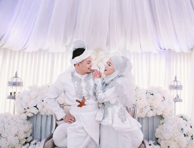 WEDDING OF AISHAH & NAZIRUL by lens and moment - 003