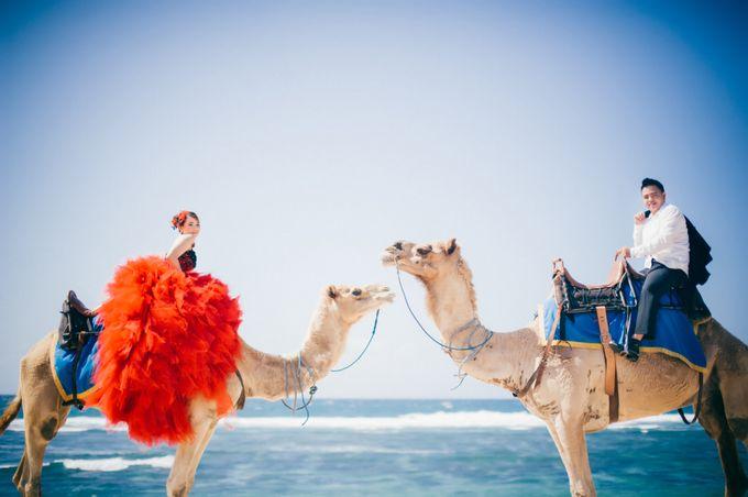 Love in Bali Camel by Mariyasa - 013