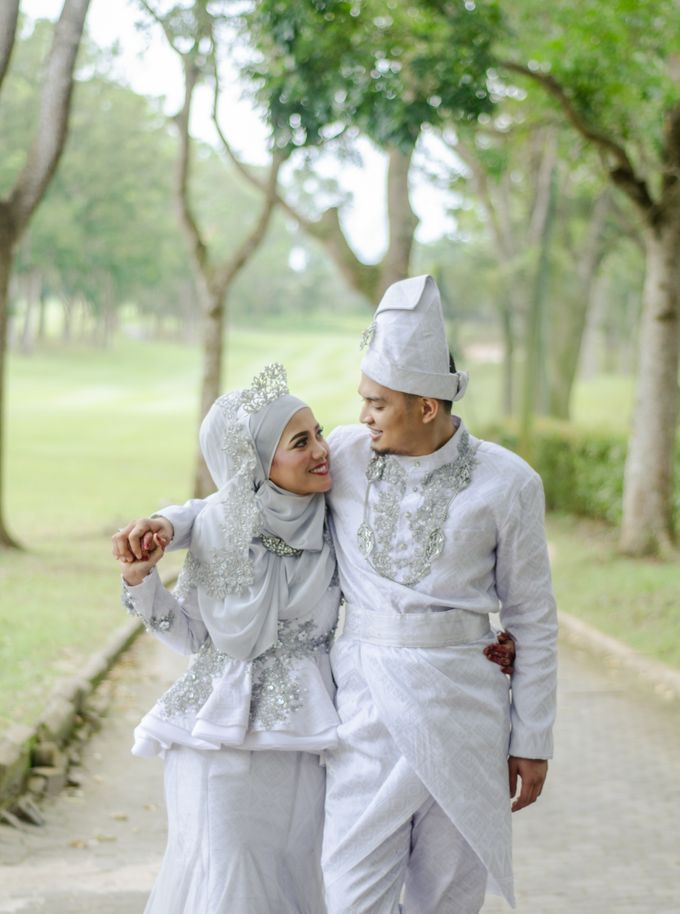 WEDDING OF AISHAH & NAZIRUL by lens and moment - 005