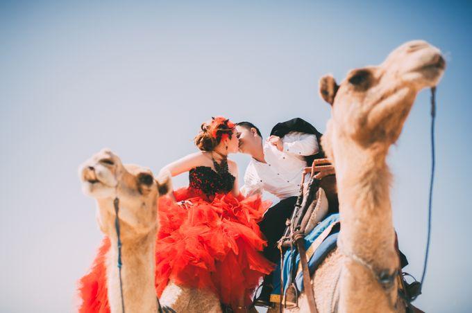 Love in Bali Camel by Mariyasa - 014