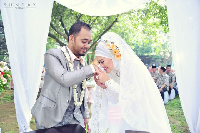 Wedding day Niken & Dian by yusway photography - 045
