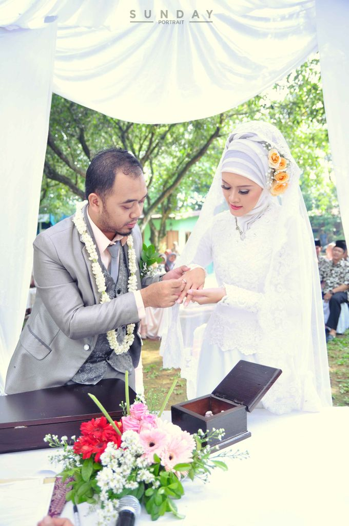 Wedding day Niken & Dian by yusway photography - 046