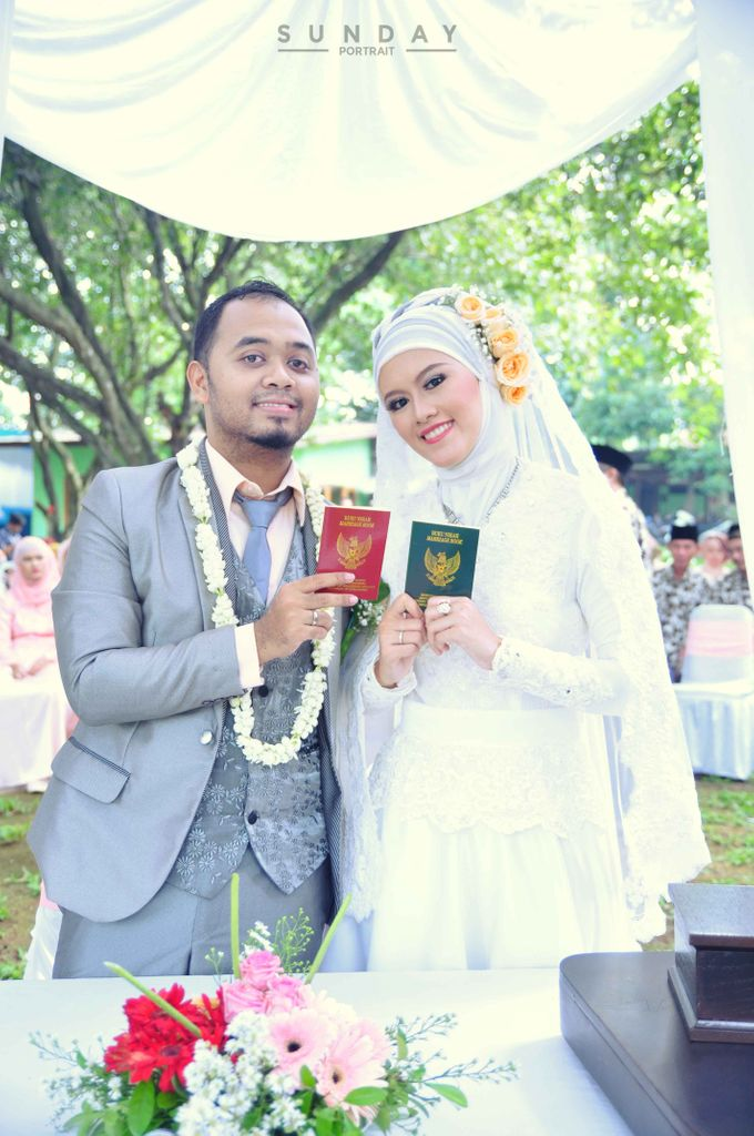 Wedding day Niken & Dian by yusway photography - 048
