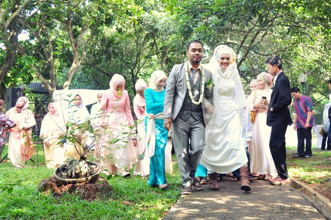 Wedding day Niken & Dian by yusway photography - 050