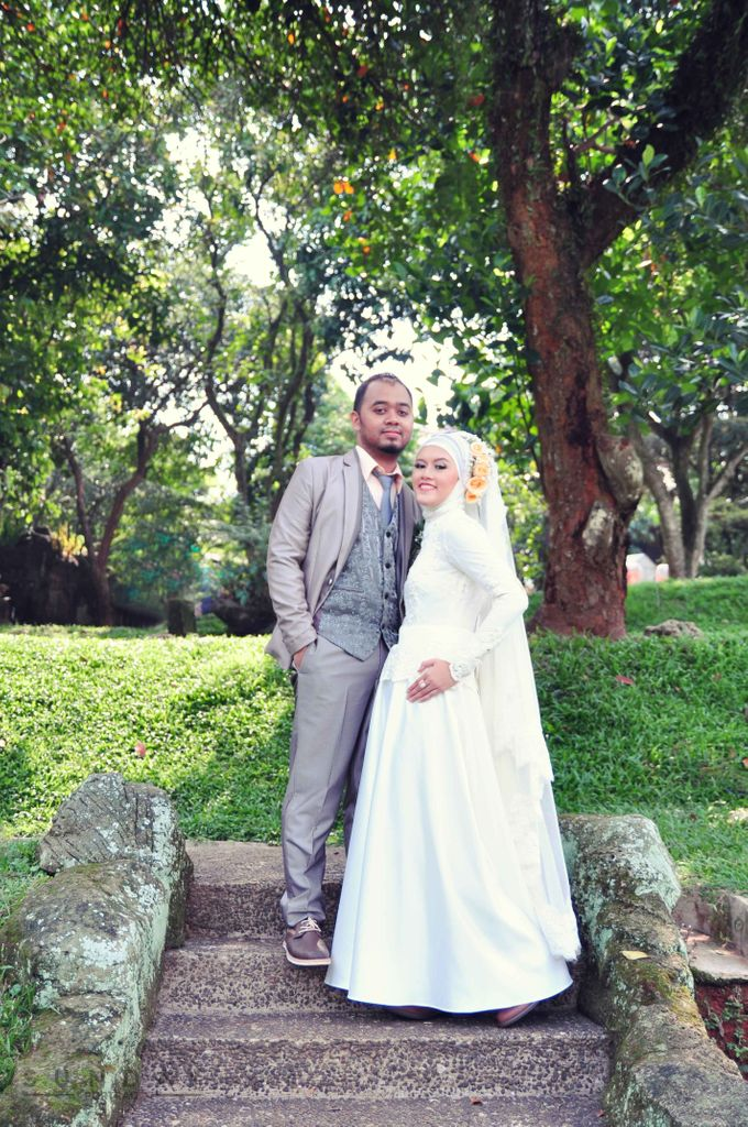 Wedding day Niken & Dian by yusway photography - 001