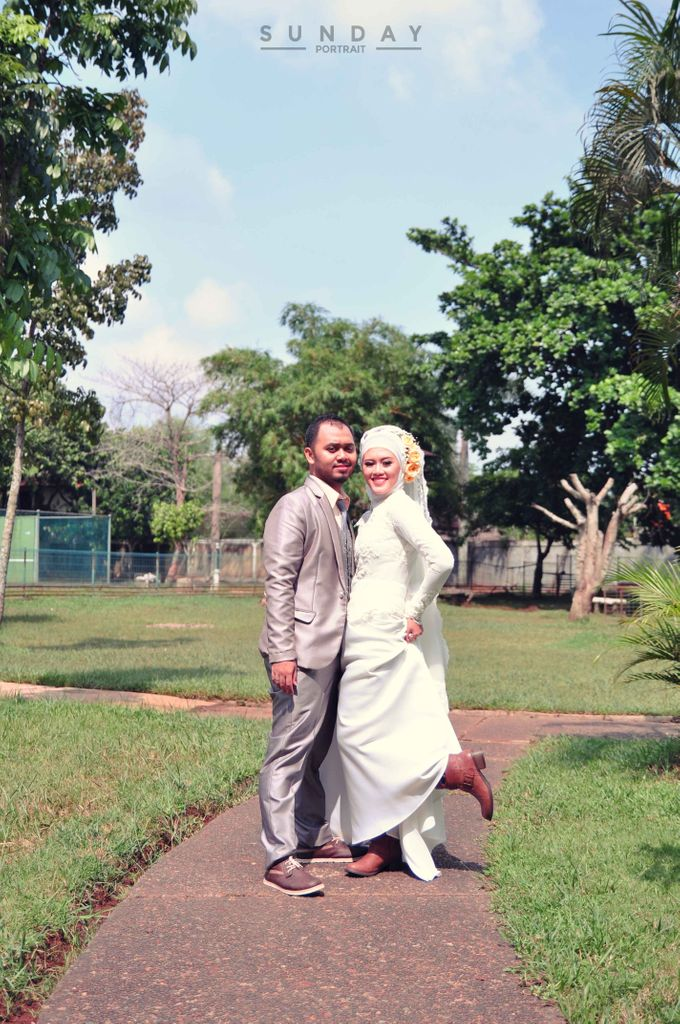 Wedding day Niken & Dian by yusway photography - 002
