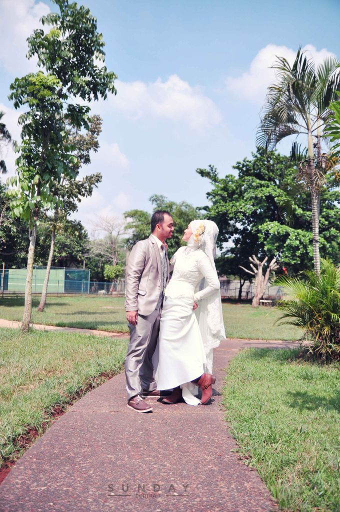 Wedding day Niken & Dian by yusway photography - 003