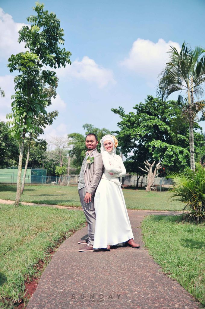 Wedding day Niken & Dian by yusway photography - 004