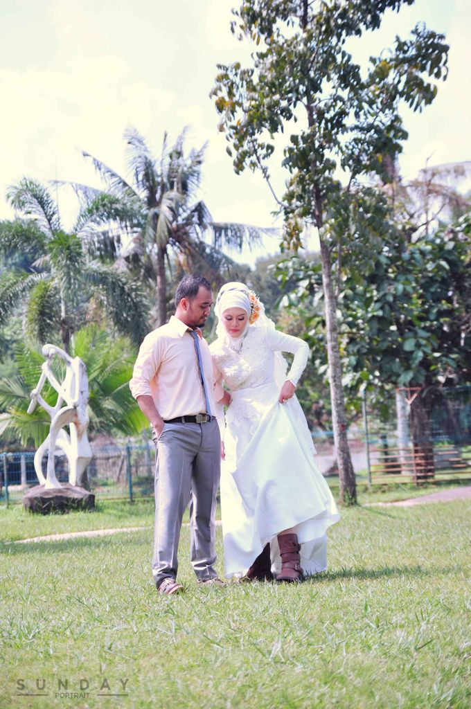 Wedding day Niken & Dian by yusway photography - 007