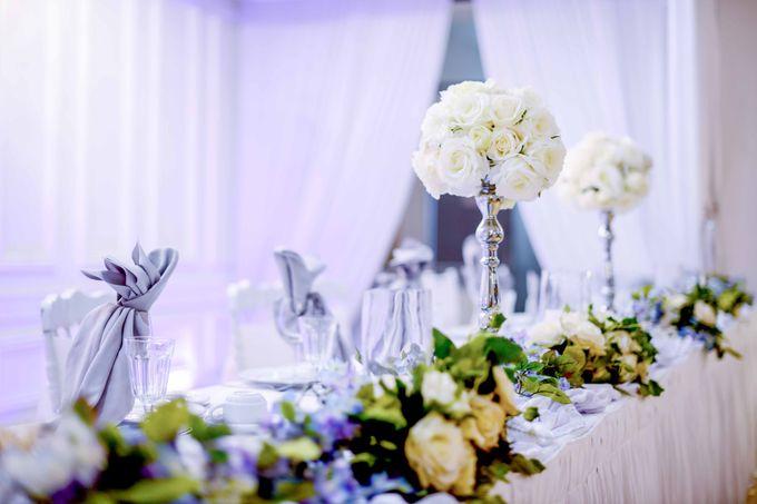 Farisya & Ikram - Wedding Reception  by Raihan Talib Photography - 008