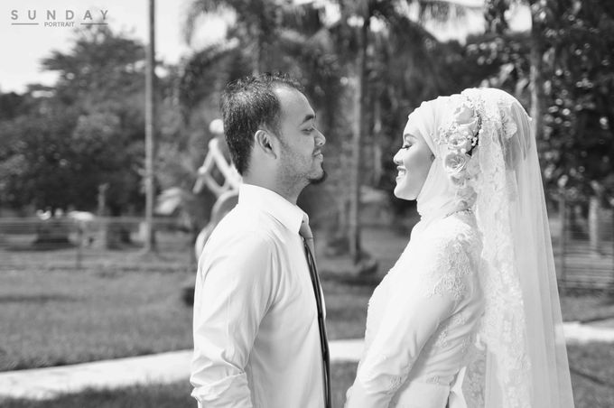 Wedding day Niken & Dian by yusway photography - 009