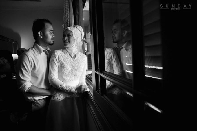 Wedding day Niken & Dian by yusway photography - 010